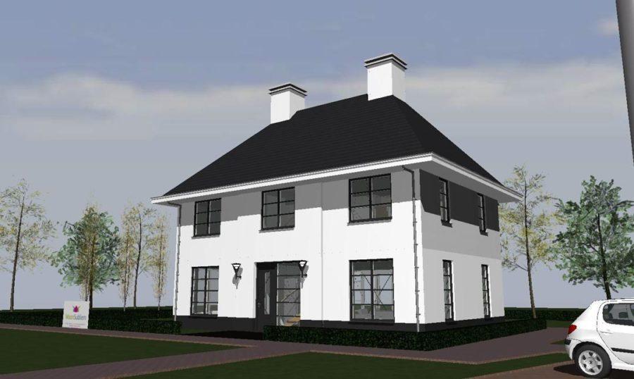 Eigen Huis Bouwen : Rooij eigen huis bouwen veghel arceau ontwerpers