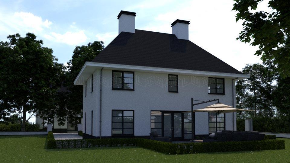 Huis Laten Bouwen : Herenhuis laten bouwen in klassieke stijl