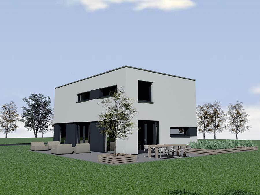 Huis Laten Bouwen : Huis laten bouwen voor. stunning u wilt een eigen huis laten bouwen