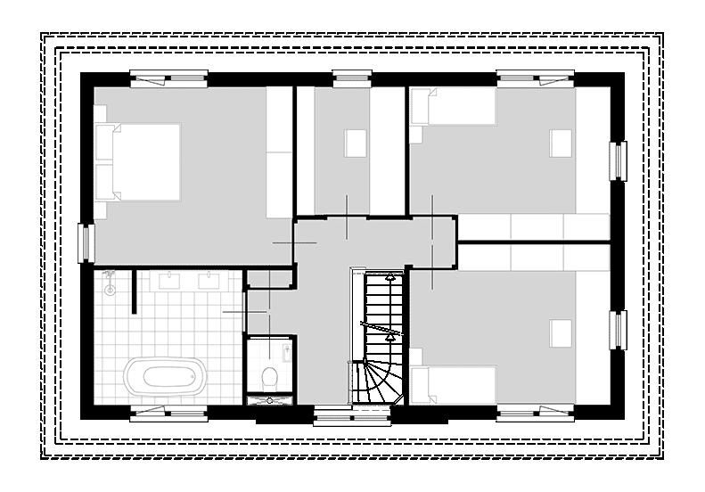 plattegrond 1