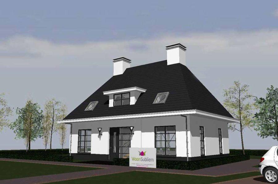 Huis Laten Bouwen : Afbeelding huis bouwen archidev