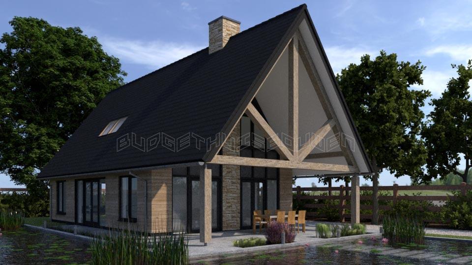 Vrijstaand Huis Bouwen : Een huis laten bouwen op maat wij realiseren het voor u